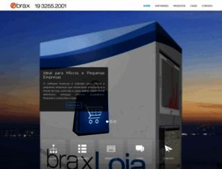 braxti.com.br screenshot