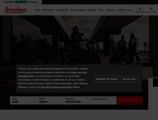 brayleys.co.uk screenshot