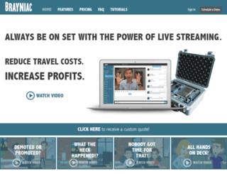 brayniac.com screenshot