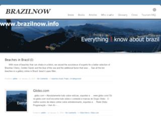 brazilbookstore.com screenshot