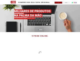 brazilconnectusa.com screenshot
