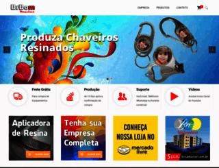 brbom.com.br screenshot
