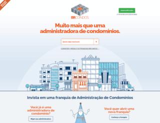 brcondos.com.br screenshot