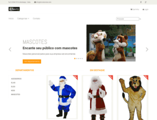brcostumes.com screenshot