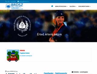 brdsz.hu screenshot