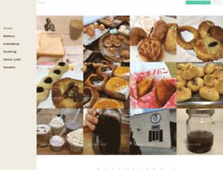 bread-cakes.shopinfo.jp screenshot