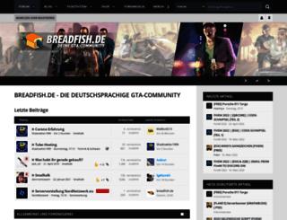 breadfish.de screenshot