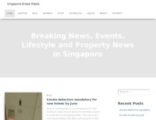breadmedia.com.sg screenshot