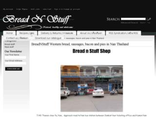 breadnstuff.biz screenshot