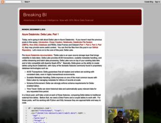 breaking-bi.blogspot.ru screenshot