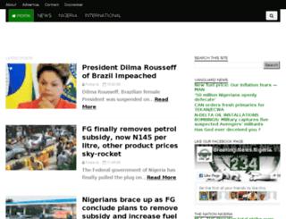 breakingnews234.com screenshot
