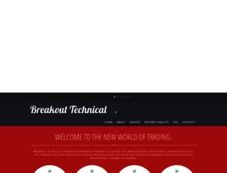 breakouttechnical.com screenshot