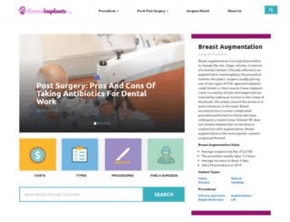 breastimplants.org screenshot