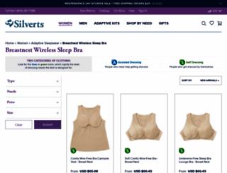 breastnest.com screenshot