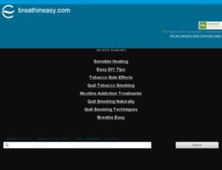 breathineasy.com screenshot