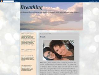 breathingair1.blogspot.com screenshot