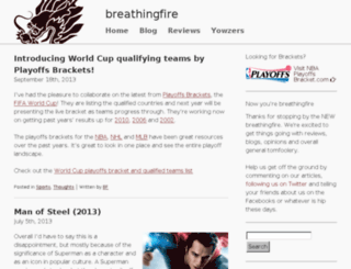 breathingfire.com screenshot