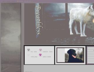 breathless9.icyboards.net screenshot