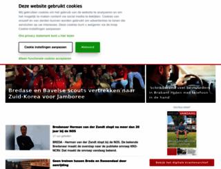 bredavandaag.nl screenshot