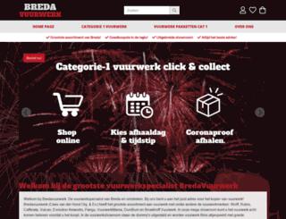bredavuurwerk.nl screenshot