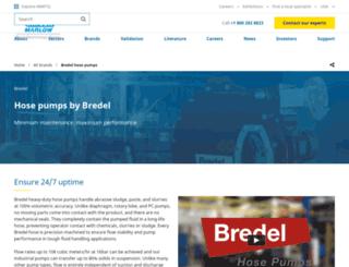 bredel.com screenshot