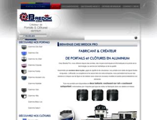 bredok-pro.com screenshot