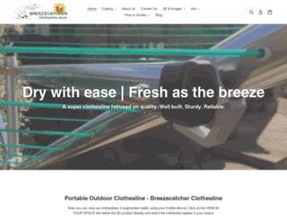 breezecatcher.com screenshot