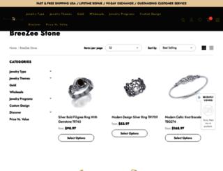 breezeestone.com screenshot