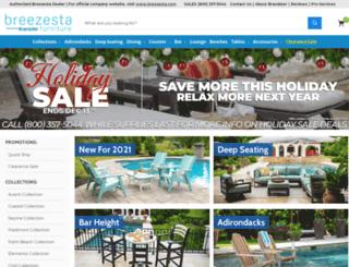 breezestafurniture.com screenshot