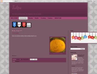 breezybeautytips.blogspot.com screenshot
