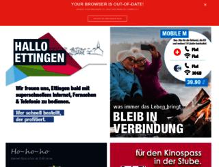 breitband.ch screenshot