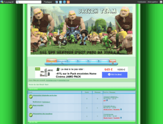breizh-team.superforum.fr screenshot