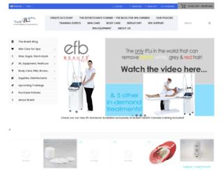 breizhservices.ca screenshot