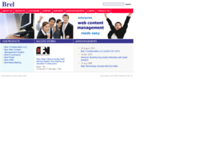 brel.com screenshot