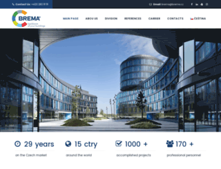 brema.eu screenshot