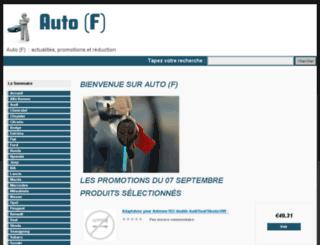 bren.auto-f.fr screenshot