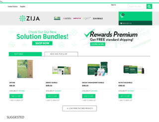 brendaseguin.shopzija.com screenshot