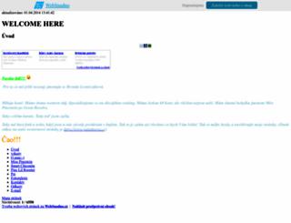 brendstein.websnadno.cz screenshot