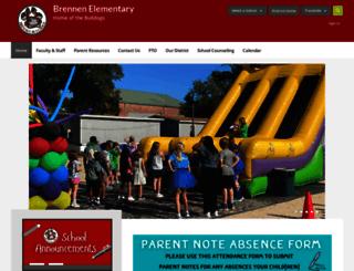 brennen.richlandone.org screenshot