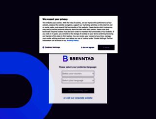 Brenntag Webmail at top accessify com
