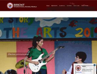 brent.edu.ph screenshot