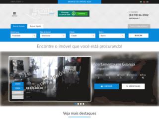 brentelimoveisguaruja.com.br screenshot