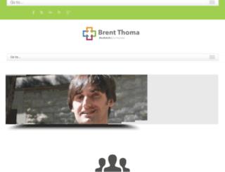 brentthoma.mededlife.org screenshot