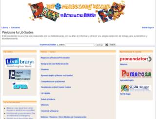 brentwoodnylibrary.libguides.com screenshot