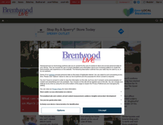 brentwoodweeklynews.co.uk screenshot