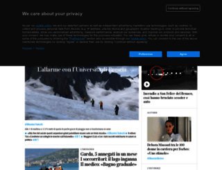 brescia.corriere.it screenshot