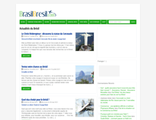 bresilalille.com screenshot