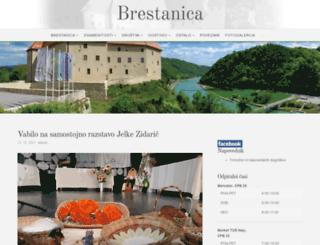 brestanica.com screenshot