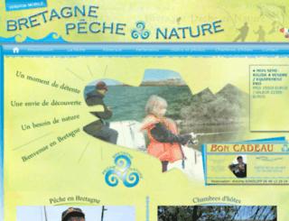 bretagne-peche-et-nature.fr screenshot