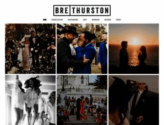 brethurston.com screenshot